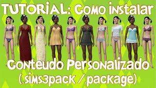 The Sims 3: Como instalar Mods e Conteúdo Personalizado!