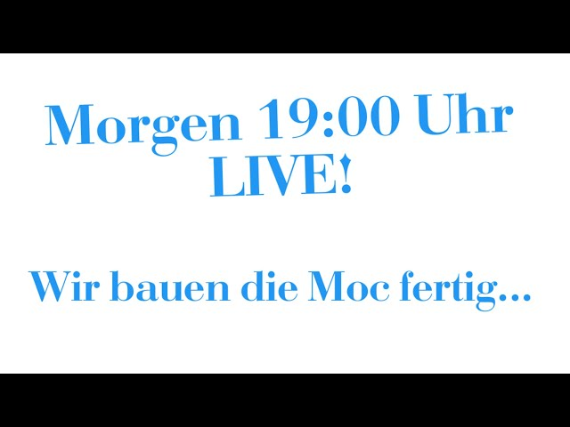 Livestream Ankündigung! [German]