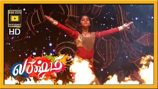 Lakshmi Climax Scene   Lakshmi Movie Scenes   The grand dance finale