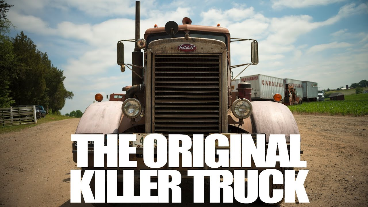 The Truck From 'Duel' Is a Piece Of Movie History - The Drive