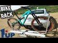 I Finally Got A Hitch Rack! | 1UP USA Mountain Bike Rack Review | Best Bike Rack For A Car | MTB