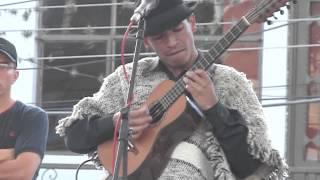 Laurentino canta con alma vida y sombrero - A Bailar Guasca (Libardo Gonzalez)