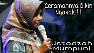 Download Lagu Bikin Ngakak Pengajian Lucu Di Desaku Ustadzah Mumpuni Handayayekti MP3