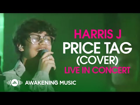 Harris J -  Price Tag (cover) | Live in Concert