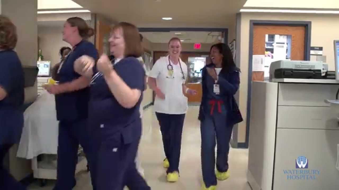 Waterbury Hospital |Yellow Booties | United Way | Waterbury, CT