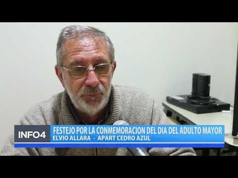 ELVIO ALLARA - CONMEMORATORIO DEL ADULTO MAYOR