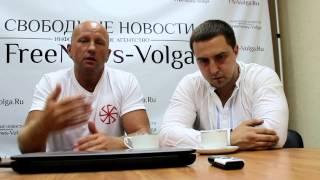 Кандидат в мэры Москвы Курьянович и зампред партии РОС Миронов о своем задержании в Саратове(, 2013-07-15T08:01:08.000Z)