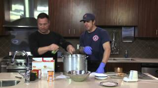 Firefighter Gourmets Ep1- Chipotle Meatloaf Sandwiches
