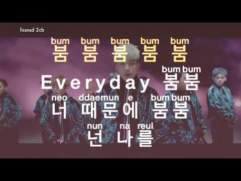 [KARAOKE] Seventeen - Boom Boom