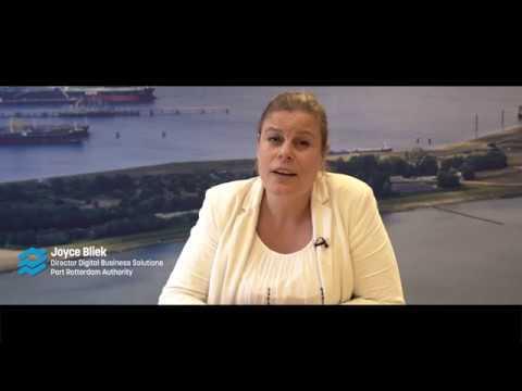 Becoming a Digital Port - Joyce Bliek, Port of Rotterdam