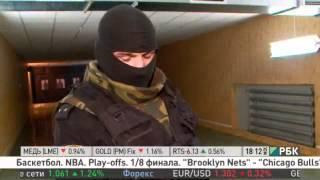 Как готовят СОБР к командировке на Кавказ