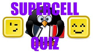 SUPERCELL + CLASH OF CLANS QUIZ deutsch