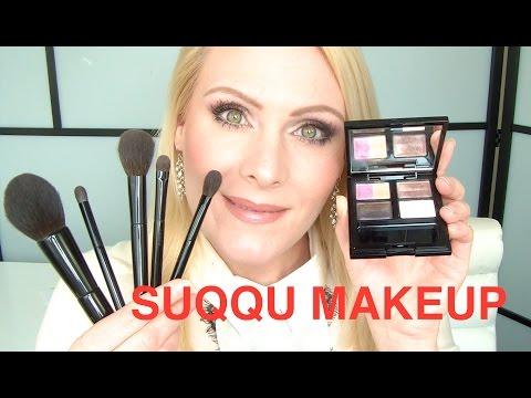 Suqqu Makeup and Suqqu Brushes - Makeup Tutorial / Review / Demo