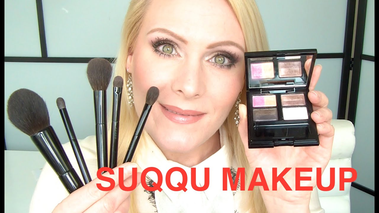 SUQQU EYEBROW LIQUID PEN - YouTube