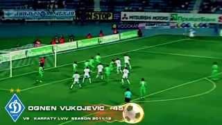 50 Best Goals Dynamo Kyiv  [UPL 2008-12]