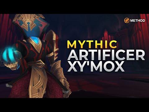 Method VS Artificer Xy'mox - Mythic Castle Nathria
