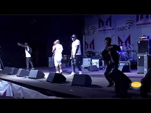 MOCA   KA  MZI live