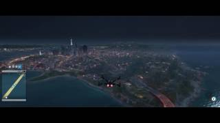 Watch Dogs 2 - The highest point in the game