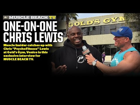 "One on One with Chris ""PsychoFitness"" Lewis"