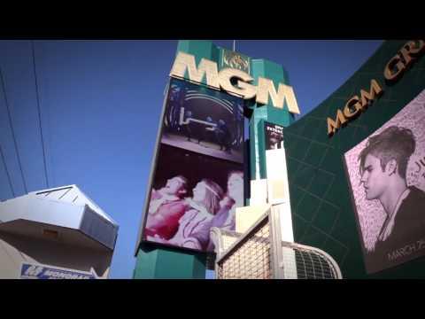 Las Vegas Digital Billboards + Greenspun Media Group + MGM + Incentient Mp3