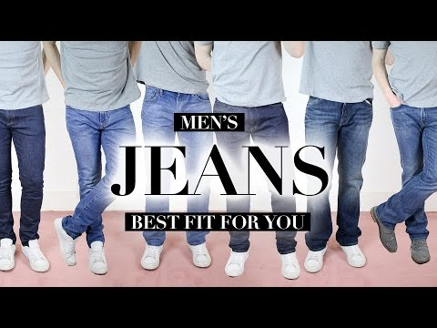 Are You Wearing The Right Fit of Jeans? | Mens Style Staples