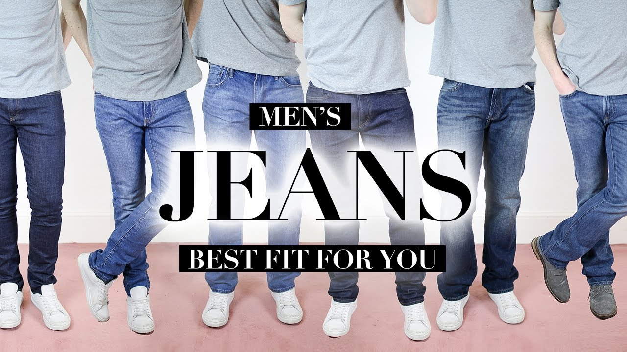 Are You Wearing The Right Fit Of Jeans Men S Style Staples Youtube