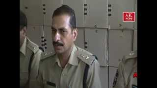 AKNEWS SENSATIONAL PUNE HIGHWAY DACOITY CASE DETECTED CIGARETTES W/Rs.3.28 Crores