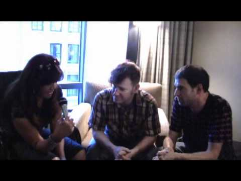 Gabriel & Dresden Interview in Seattle with Global Digital DJs