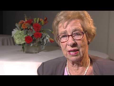 Eva Schloss Interview