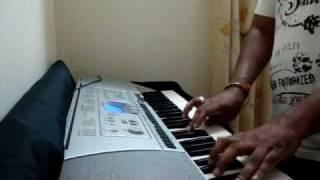 """tere bin jeena nahin"" played on piano by sandeep morwal"