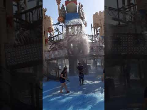 when in Yas Water World Abu Dhabi