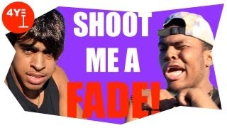 Hood Fight Parody [SHOOT ME A FADE!]