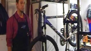 Servis kol a seřízení kola