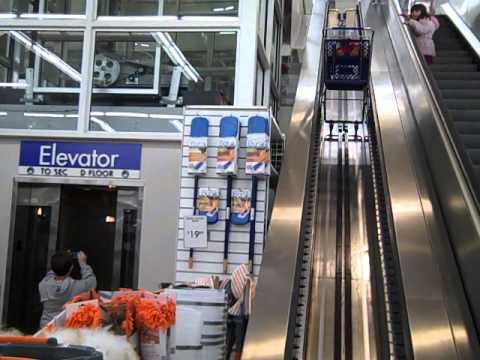 Schindler Shopping Kart Escalator Bed Bath Amp Beyond