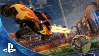 Rocket League - Revenge of the Battle-Cars DLC Pack Trailer | PS4