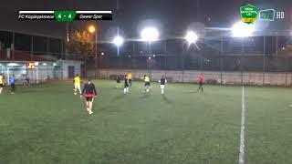 FC Küçükçemece - Gewer Spor / ISTANBUL / iddaa Rakipbul Ligi 2017