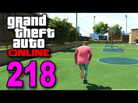 Grand Theft Auto 5 Multiplayer - Part 218 - Grenade Dodgeball (GTA Online Let's Play)