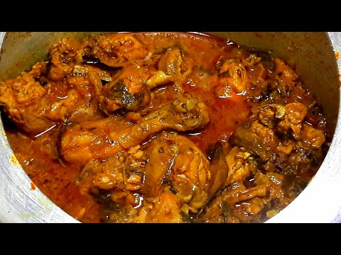 कूकर में बनाए झटपट चिकन करी | Pressure Cooker Chicken Curry | Chicken Curry Recipe |Bachelors Recipe