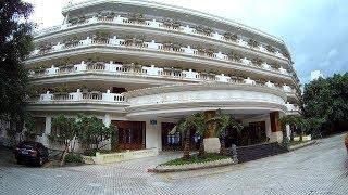 Сентябрь 2019 о Хайнань День 1 Отель Sanya Yuhuayuan Seaview Hotel 4 Номер с видом на сад
