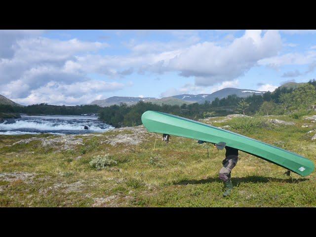 Kanufahren: Durch die Wildnis Lapplands Teil 3  outdoor-life