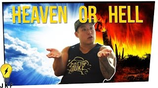 Getting Into Heaven