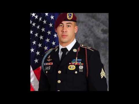 Tribute To Our Fallen Soldiers - US Army  Sgt. Jonathon Michael Hunter, 23, of Columbus, Indiana.
