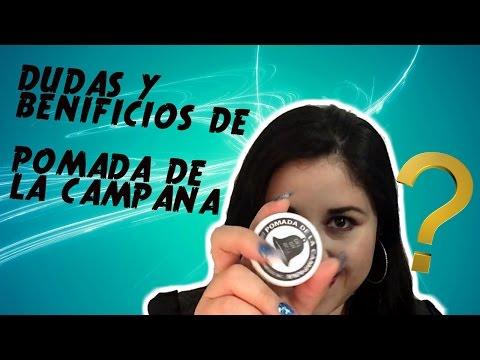 11 BENEFICIOS DE LA POMADA DE LA CAMPANA!!DUDAS MASCARILLA PARA MANCHAS OBSCURAS