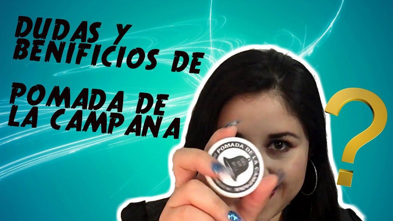 11 Beneficios De La Pomada De La Campanadudas Mascarilla Para