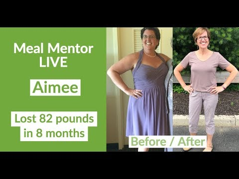The Weight Fell Off - Meal Mentor Live
