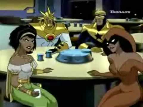 Gypsy (Cameos) on Justice League Unlimited