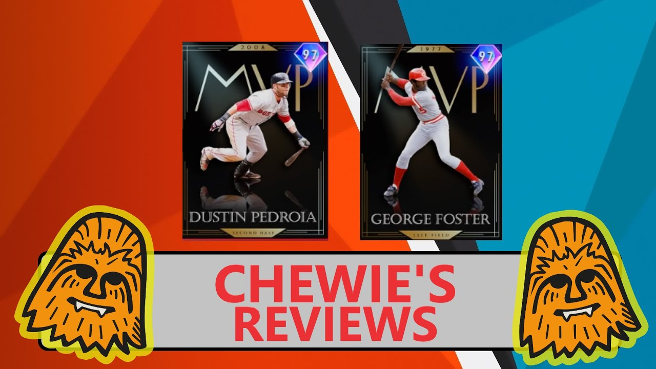 WORLD SERIES REWARDS REVIEW | MVP DUSTIN PEDROIA AND MVP GEORGE FOSTER | MLB THE SHOW 20