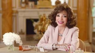 M&S Beauty: Joan Collins Answers 9 Cheeky Questions