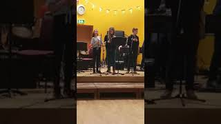 Stitches. At Albermarle Music day March 2017