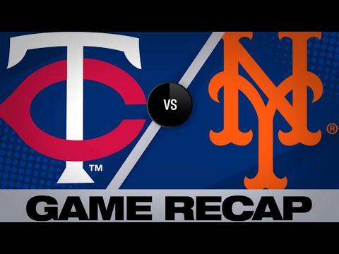 4/10/19: 6-run 5th inning leads Mets to win